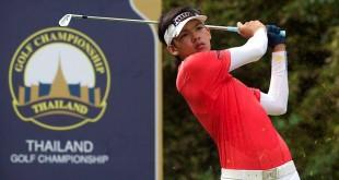 """"""" Phachara Kongwatmai  """" หรือ..""""เพชร"""" - พชร  คงวัดใหม่ ( จาก Facebook PGA Thailand  )  คือชื่อของโปรหนุ่มของนักกอล์ฟไทยวัย 16 ปีในรูป จากจังหวัด สงขลา เล่นโปรมาเมื่อ 2 ปีที่แล้ว คว้าอันดับที่ 6 เอเซี่ยนทัวร์รายการ ..""""Thailand Golf Championship """" ..เมื่ออาทิตย์ที่แล้ว สกอร์ 13 อันเดอร์พาร์ 275 ซึ่งเป็น โควต้าอันดับ สุดท้ายของรายการที่ทำให้ หนุ่มน้อยผู้นี้ได้จะได้รับสิทธิเล่น """" The Open 2016 """" ที่ประเทศอังกฤษ อย่างแน่นอน"""