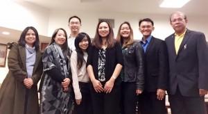 วันที่ 20 มกราคม 2016 ที่Hollyview Apartments Hollywood สมาคมไทยแห่ง แคลิฟอร์เนียภาคใต้, Thai CDC และ สมาคมทนายความไทย-อเมริกัน ประชุมเตรียมงาน Samakkee Summit 2016 ครั้งที่ 4 ที่จะจัดใน L.A., CA