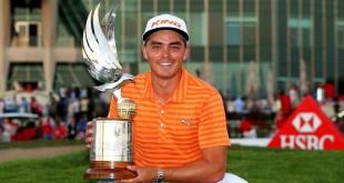 """แชมป์..""""European tour """"..ครั้งที่ 2 """" Rickie Fowler"""" นักกอล์ฟหนุ่มของ U.S. PGA เดินทางไปคว้าแชมป์รายการ.."""" Abu Dhabi HSBC Golf Championship"""".. เมื่ออาทิตย์ที่แล้ว ทำให้ได้เลื่อนขึ้นอันดับที่ 4 ของโลก"""