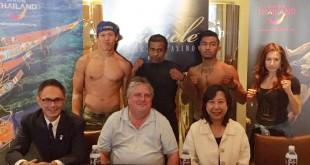 เด็นนิส วอเนอร์ โปรโมเตอร์มวยไทยในอเมริการุ่นเดอะแถลงข่าว เมื่อวันที่ 24 มิถุนายน 2016 จัดมวยไทยต่อยกันที่ไบซิเคิล คาสิดน ในเมืองเบลล์การ์เด็น โดยมี ผอ.ททท.แอล.เอ. นางกุลปราโมทย์ วรรณะเลิศ และนายเฉลิมเกียรติ สุวรรณมาส อดีตผอ.การบินไทยภาคพื้นทวีปอเมริกาเหนือให้การสนับสนุน