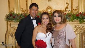 Wedding of Somyoat Thaveelarp's daughter:  Nithipha & Supradit Anoush Galleria Ballroom in Glendale, CA on August 21,2016