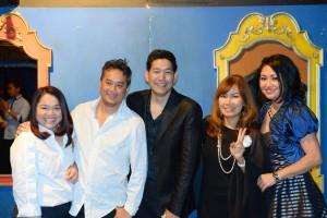 """คอนเสิร์ตการกุศล บอย โกสิยพงษ์ และ นภ พรชํานิ """" The Boyd-Nop Show In San Francisco"""" จัดโดย TTSF Treasure Thailand San Francisco ที่ DNA lounge, San Francisco คืนวันศุกร์ที่ 23 กันยายน 2016"""