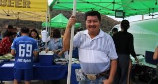 """หรอยจังฮู้! เผ็ดร้อนถึงใจ กับอาหารไทยปักษ์ใต้ แกงเหลือง, แกงไตปลา, คั่วกลิ้ง, ผัดสะตอ, ข้าวยำ, ยำมะม่วง, แกงป่าปลาดุก ฝีมือ """"เชฟตุ๋ย"""" สุทธิพร สังขมี ที่ร้านอาหารจิตลดา บนถนน Sunset ติดต่อ 323-667-9809"""