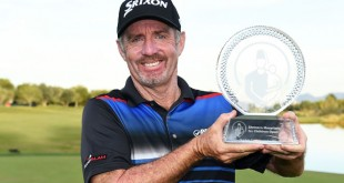 Rod Pamling.. มืออันดับที่  451 ของโลก จากประเทศออสเตรเลีย..เป็นเจ้าของแชมป์รายการ...U.S. PGA Tour..ที่อายุมีมากที่สุด หลังจากที่คว้าแชมป์..Shriners Hospital for Children Open..เมื่ออาทิตย์ที่แล้วผ่านมาเป็นนักกอล์ฟจากประเทศออสเตรเลีย..คนที่ 5 ในปีนี้ที่คว้าแชมป์รายการของ.. U.S. PGA Tour..