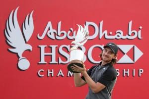 """European Tour แชมป์..""""Tommy Fleetwood""""..คว้าถ้วยแชมป์ และเงินรางวัล 421,139 ยูโร.. เป็นแชมป์รายการของ European Tour..ครั้งที่ 2 ในชีวิต.."""