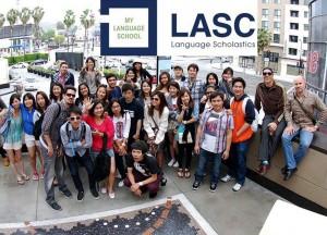 "Spring Transfer in Promotionสาขา Los Angeles สมัครตอนนี้ รับส่วนลด 25%หลักสูตร ESL Class ราคาเริ่มต้นที่ $375 ต่อเดือน (*เฉพาะนักเรียน Transfer เท่านั้น &ต้องสมัคร อย่างต่ำ 12 Weeks) หมดเขต May 31, 2017 สมัครด่วนที่สถาบันสอนภาษา LASCสาขา แอล.เอ. โทร. 213-384-4123 ติดต่อเจ้าหน้าที่คนไทย ""Ken"" 213-384-7251, ken@lascusa.com"