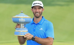 "Dustin Johnson โชว์ฝีมืออันดับที่ 1 ของโลกได้อย่างสง่างาม คว้าถ้วยรางวัลครองแชมป์ รายการ ..""World Golf Championships- Dell Technologies Match Play"".. ได้เป็นสมัยที่ 4 มากที่สุดตั้งแต่มีการแข่งขันรายการนี้.."