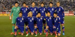 โฉมหน้านักเตะของทีมชาติญี่ปุ่น รองจ่าฝูงกลุ่มบี ฟุตบอลโลก 2018 รอบคัดเลือก โซนเอเชีย รอบ 12 ทีม ที่มี 10 แต้มเท่ากับซาอุดีอาระเบีย ที่จะพบกับทีมชาติไทยเราอีก 2 อาทิตย์