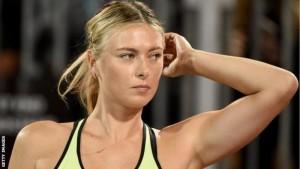 """พ้นโทษแล้วนักเทนนิสสาว ..""""Maria Sharapova"""".. อดีตมืออันดับที่ 1 ของโลก หลังจากที่โดนตัดสินว่าใช้สารกระตุ้น .. Meldonium.. คงจะได้เห็นเธอในเร็ววันนี้อย่างแน่นอน..มีข่าวว่าอาจจะเป็นอาทิตย์อีกด้วย..."""