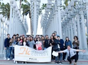สำหรับนักเรียนต่างชาติ ที่สนใจเพิ่มทักษะการใช้ภาษาอังกฤษ ESL, TOEFL ออก I-20 ให้, แนะนำการศึกษา, เปลี่ยนสถานะวีซ่า ลงทะเบียนเรียนได้ที่ Hollywood College 3470 Wilshire Blvd., Suite#350 L.A, CA 90010 โทร. 213-386-3800 (มีเจ้าหน้าที่คนไทย)