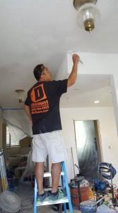 """ตกแต่ง ทำห้องครัวใหม่ ออกแบบ-ต่อเติมภายใน, ทำหลังคา, ไฟฟ้าทั่วไป, ทาสีภายใน-ภายนอก, Remodeling ทั้ง บ้าน และ อาคารพาณิชย์ (รับเดินเรื่องขอใบอนุญาตจาก City สร้างบ้านใหม่) ติดต่อ """"Danny"""" ยงยุทธ ที่ Accom Construction โทร. 562-338-4912"""