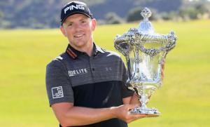 """ฝันเป็นจริงเสียทีสำหรับ..""""Wallace Matt""""..โปรกอล์ฟหนุ่มชาวอังกฤษ สวิงโชว์ผลงานได้อย่างยอดเยี่ยมในรอบสุดท้ายรายการ..""""Open de Portugal at Morgado Golf Resort"""".. ทำสกอร์เพิ่มอีก 4 อันเดอร์พาร์ จบสกอร์รวม 21 อันเดอร์พาร์  คว้าแชมป์รายการของ..European Tour...เป็นครั้งแรกในชีวิตเมื่อวันอาทิตย์ที่ 14 พฤษภาคม ที่ผ่านมา.."""