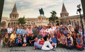 """กรุ๊ปทัวร์ยุโรป 11 วัน 5 ประเทศ Imperial Highlights (Germany, Czech Republic, Slovakia, Hungary, Austria) วันที่ 25 พฤษภาคม – 4 มิถุนายน 2017 นำทัวร์โดย """"Connie Yung"""" แห่ง International Grandway Travel สนใจทัวร์อื่นๆ ติดต่อ 626-577-7277"""