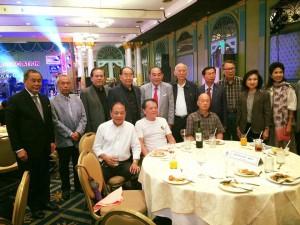 กลุ่มนักเรียนไทยแคลิฟอร์เนียรุ่นบุกเบิกยุคปลายๆ 1960 ที่กลับมาอยู่ในเมืองไทย และได้จัดตั้งสมาคม Thai California Association ได้จัดงานสังสรรค์ที่โรงแรมเอเชียน ถนนราชวิถี กทม. เมื่อวันที่ศุกร์ที่ 7 กรกฎาคม 2017 มีสมาชิกรุ่นเก๋า อาทิ ไพวงษ์ เตชะณรงค์- พล.ต.อ. โกวิท ภักดีภูมิ -ประกอบ มุกุระ-อุษา ตรีดุษณีย์ -ศรีวงศ์ อาญาสิทธิ์  ไปร่วม
