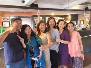 July 8,2017 บริษัท See my Thailand นำกลุ่มนักท่องเที่ยวไปเลี้ยงส่ง สุริยะ สิทธิชัย รอง ผอ.การท่องเที่ยวแห่งประเทศไทย (ลอสแอนเจลิส) เนื่องในโอกาสที่จะเดินทางกลับไปปฎิบัติหน้าที่ที่ประเทศไทย