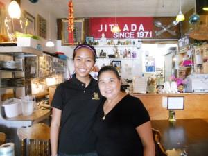 หรอยจังฮู้! แกงเหลือง, แกงไตปลา, คั่วกลิ้ง, สะตอผัดกะปิ, ข้าวยำ, แกงป่าปลาดุก และอื่นๆ โดยมี Jordy & Pearl ให้บริการอย่างเป็นกันเอง ที่ห้องอาหารไทยปักษ์ใต้ จิตลดา บนถนน Sunset โทร. 323-667-9809