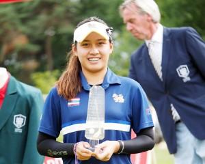 """ในอาทิตย์ที่แล้วผ่านมา..""""น้องจีน"""".. อาฒยา ฐิติกุล... นักกอล์ฟไทยที่ยังเป็นเด็กหญิงอยู่วัย 14 ปี  หลังจากที่ได้ทำสถิติเป็นนักกอล์ฟอายุน้อยที่สุดที่คว้าแชมป์ในรายการกอล์ฟอาชีพของ...""""Ladies European Thailand Championship""""...ที่จังหวัดชลบุรี เมื่อต้นเดือน... กรกฎาคม...ได้เดินทางไปร่วมการแข่งขัน ที่ประเทศฮอลแลนด์.. ฟอร์มยังคงร้อนแรงต่อเนื่องไม่หยุด ได้สร้างชื่อเสียงให้กับประเทศไทยอีกครั้งใช้ความสามารถโชว์ฟอร์มวงสวิงรอบสุดท้ายทำสกอร์  9 อันเดอร์พาร์ (63) ทำลายสถิติของสนามอีกด้วย...เป็นรายการกอล์ฟสมัครเล่น..""""Zwitserleven Dutch Junior Open 2017""""...เธอผงาดครองถ้วยแชมป์อย่างสง่างามด้วยสกอร์รวม 20 อันเดอร์พาร์ 71-64-70-63(238) ทำให้ชนะ..""""Tilda Larsson"""".. นักกอล์ฟจากประเทศสวีเดน.. ที่ตามมาคว้าถ้วยรางวัลอันดับที่ 2 ถึง 10 สโตรก เป็นนักกอล์ฟไทยคนที่ 4 ที่ได้คว้าแชมป์รายการนี้ต่อจาก..."""" พิมพ์นิภาพ ปานทอง"""".. ปี ค.ศ. 2015  ...""""บุษบากร สุขพันธ์"""".. ปี ค.ศ. 2014 ... """"ธิฎาภา สุวัณณะปุระ"""" ... ปี ค.ศ. 2010... ขอแสดงความยินดี ด้วยครับ..."""