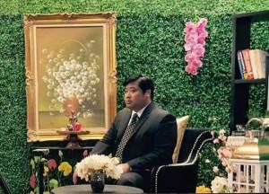 """""""โครงการดีๆ เพื่อเยาวชนไทยในสหรัฐอเมริกา"""" July 13,2017 Goodideatv TV USA ได้รับเกียรติจาก คุณวัชเรศร วิวัชรวงศ์ ได้มาถ่ายเทปรายการเพื่อประชาสัมพันธ์โครงการ"""