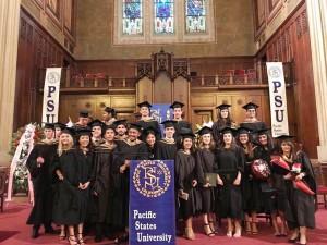 นักเรียนต่างชาติสนใจศึกษาหาความรู้เพิ่มเติมในหลักสูตรบริหารธุรกิจ ระดับปริญญาตรี-โท-เอก ในสาขาวิชาต่างๆ ลงทะเบียนเรียนได้ที่ Pacific States University 3424 Wilshire Blvd., 12th Fl#1200 Los Angeles, CA 90010 สอบถามได้ที่ 323-731-2383