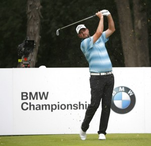 ….Marc Leishman..โปรกอล์ฟชาว...ออสเตรเลีย..วัย 33 ปีทำสกอร์ 23 อันเดอร์พาร์ ทิ้งอันดับสองห่างถึง 5 สโตรกพร้อมทำสถิติทัวร์นาเมนท์ของ..US PGA..รายการ ..BMW Championship..คว้าถ้วยแชมป์ใบที่ 3 รายการของ.. PGA Tour ...เมื่ออาทิตย์ที่แล้วผ่านมา ..