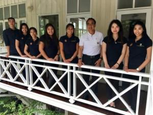 กงสุลใหญ่แอล.เอ. ธานี แสงรัตน์ เดินทางไปราชการที่กรุงเทพฯ เมื่อเดือนกรกฎาคม 2017 ได้ แวะเยี่ยมกลุ่มเยาวชนไทยเกิดในสหรัฐฯ ที่เข้าร่วมโครงการ Thai American Friendship Project อาสาสมัครไปทำงานที่ประเทศไทยเป็นโครงการของ กสญ.ที่ได้รับการตอบรับและประสบความสำเร็จดียิ่งขึ้นทุกๆ ปี
