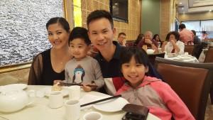 สุวิมล-จินเมาลี-Kaylene&Kailer Li พร้อมหน้ากันทานอาหารในวัน Thanksgiving ก่อนจะไปช้อปปิ้งในวัน Black Friday เมื่อพฤหัสที่ 23 พฤศจิกายน 2017