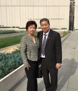 Happy Birthday to พี่สุทิน ทิวาศาสตร์ เถ้าแก่ Linclon Plaza, Monterey Pak, CA มีภรรยา พี่สุรภี เป็นกำลังเคียงข้าง จะทำให้พี่สุทิน มีอายุยืนเกิน 100 ปี