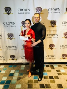 Nov 26,2017 วรลักษณ์ ชื่นบาน Won 1st place Pro/Am Open Gold Int. Latin. 3rd placeOpen Gold Int. Latin Scholarship @California Star Ball Dance Sport Championships