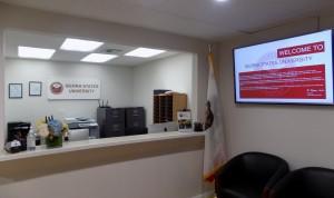 นักเรียนต่างชาติ หรือผู้ที่สนใจ ศึกษาเพิ่มเติม ในหลักสูตร ปริญญาตรี สาขาบริหารธุรกิจ, ปริญญาโท สาขา บริหารธุรกิจ และปริญญาเอก สาขา บริหารธุรกิจ ลงทะเบียนที่ Sierra States University 1818 S. Western Ave.#304 L.A.,CA 90006 โทร. 323-641-7009 (มีเจ้าหน้าที่คนไทย วันศุกร์&เสาร์)
