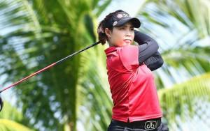 """…..""""โมรียา""""Moriya Jutanugarn คว้าอันดับที่ 2 แพ้แชมป์แค่ 1 สโตรก """"โปรโม"""" โมรียา จุฑานุกาลMoriya Jutanugarn นักกอล์ฟโปรสาวของไทย ขณะนี้อยู่มืออันดับที่ 25 ของโลก โชว์วงสวิงขับเคี่ยวกับโปรสาวมืออันดับที่ 3 ของโลก จากประเทศจีน """"Shanshan Feng"""" อย่างเต็มที่สุดฝีมือ ก่อนปิดฉากด้วยสกอร์รวม 8 อันเดอร์พาร์ คว้าตำแหน่งรองแชมป์ เป็นการติดอันดับ Top 5 รายการที่ 4 จากการแข่งขัน 6รายการหลังสุดท้ายของ  โปรโม..Moriya Jutanugarn"""