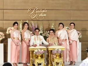 นิกันติ์ คุณกำจร อดีตนายกสมาคมไทยแห่งแคลิฟอร์เนียภาคใต้ จัดพิธีแต่งงาน เมื่อวันที่ 17 Dec 2017 อย่างหรูในโรงแรมที่เมืองนางฟ้าประเทศไทย มีเพื่อนๆ อาทิ เจนนิเฟอร์ อิงอร่าม, ซู กรองทอง, เบน โกเมนกุล และ จีน่า ปรีชา ฯลฯ สยามมีเดียขอแสดงความยินดี