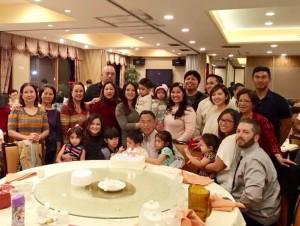 """Happy birthday 75 years old to คุณลุงชาลี  """" ชวพจน์ ถุงสุวรรณ"""" ฉลองไปเรียบร้อยท่ามกลาง ญาติ พี่น้องและเพื่อนสนิทชิดใกล้"""